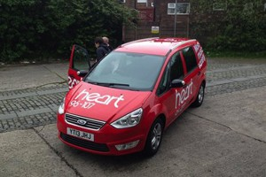 branded car graphics oldham