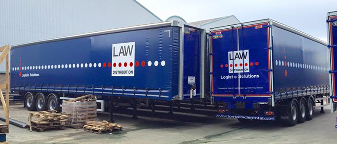 lorry livery oldham