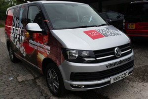 vita vehicle graphics manchester