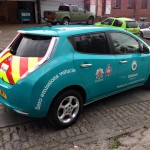 full wrap and rear chevrons oldham council