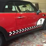 mini car graphics