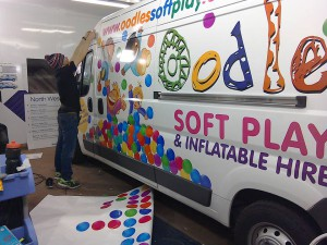 oodle soft vinyl graphics
