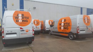 vinyl graphics job worth doing fleet