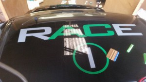 RACE Livery including rear chevrons
