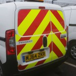 Rear Chevrons and Highways to Peugeout Bipper