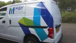 M and Y Vehicle Graphics